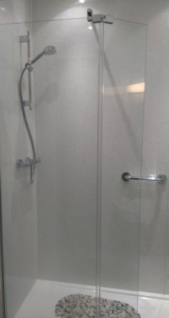 Massage For Men Edinburgh Walk in Shower image