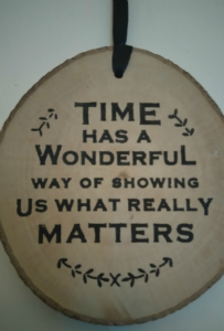 Image of Time has a wonderful way of showing us what really matters for Massage For Men Edinburgh with Jim